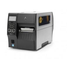 """Принтер этикеток Zebra ZT410 (термотрансферный, 4"""", 300dpi, Serial, USB, Ethernet, Bluetooth)"""
