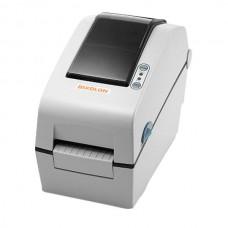 """Принтер этикеток Bixolon SLP-D220D 2"""" с отделителем, белый, RS232, USB, 203 dpi, арт. SLP-D220D"""