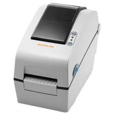 """Принтер этикеток Bixolon SLP-D223E (термопечать;300dpi; 2"""";100мм/сек;4MB/8MB;Ethernet;RS232) белый"""