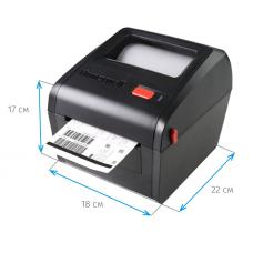 """Принтер этикеток Honeywell  PC42D (термо, 4"""",  203 dpi, 102 мм/сек,  USB, USB-Host"""