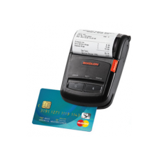 """Мобильный принтер Bixolon SPP-R210K (термопечать; 203dpi; 2"""", Serial, USB)"""