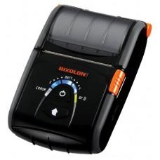 """Мобильный принтер Bixolon SPP-R200IIBK (термопечать; 203dpi; 2"""", Serial, USB, bluetooth), черный"""