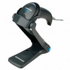 Сканер Datalogic QuickScan Lite, QW2100, черный, USB c подставкой (QW2120-BKK1S)