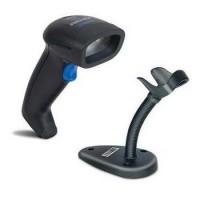 Сканер Datalogic QW2420, 2D, черный, USB, с подставкой (QW2420-BKK1S)