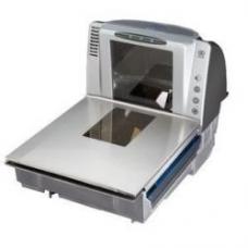 Биоптический сканер штрих-кода NCR 7874-3020-9090 компактный (с блоком питания и интерфейсным кабеле
