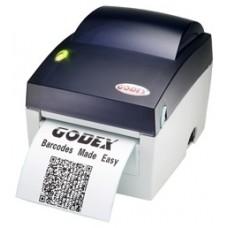 """Принтер этикеток GODEX EZ DT4 (термо, RS-232, USB, Ethernet,4"""")"""