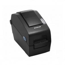 """Принтер этикеток Poscenter D-2824G (термопечать;203dpi; 2"""";152мм/сек;4MB/8MB;USB,RS232) черный"""