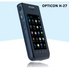 "Терминал сбора данных Opticon H-27, 2D, 4,3"", Android 4.2.2., 8 Gb, WiFi a/b/g/n , 3.5G , NFC, GPS,"