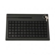 Клавиатура программируемая  i.kod KB-78 USB (78 клавиш, черная,USB)