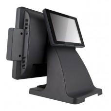 """Монитор покупателя информационный  12.1""""; черный; для TouchPOS355 (арт. P07512183044)"""