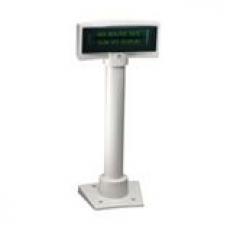 Дисплей покупателя NCR 5975 2х20 VFD бежевый (в сборе с интерф. кабелем и подставкой)