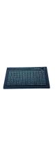 Клавиатура программируемая Shtrih S78A (78 клавиш; MSR123; ключ; USB), черная