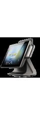 "POS-терминал сенсорный  Mitsu Titan 15(15"",Intel® J1900 2.0GHz;4GbRAM;64Gb SSD) Win10, Черный"