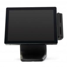 "POS-терминал сенсорный POS700 (15"", P-CAP touch,J1900 2.0GHz;1-HDMI, 5*COM,6*USB, 1 Lan)"