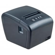 Принтер чеков 80мм, Poscenter RP-100 USE (USB+SERIAL+ETHERNET, 260 мм/с, автоотрез, звук) черный