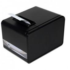 Принтер чеков 80мм, i.kod 80 USE (USB+SERIAL+ETHERNET) черный