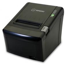 Принтер чеков 80 мм, Sewoo LK-TE122UP (USB + Parallel) чёрный