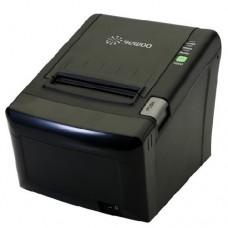Принтер чеков 80 мм, Sewoo LK-TE122US (USB + Serial) чёрный