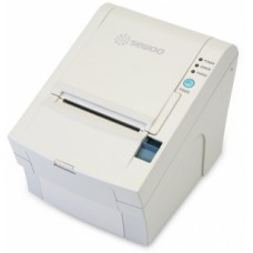 Принтер чеков 80 мм, Sewoo LK-TL 12 (160 мм/сек, USB + Serial) белый