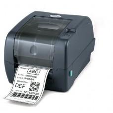 Принтер этикеток TSC TTP-247, PSU+Ethernet (термо-трансфер)