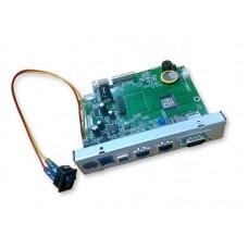Системная  плата RS/USB/2LAN для РИТЕЙЛ-01Ф