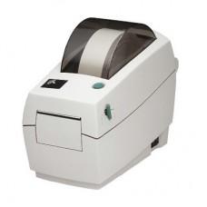 """Принтер этикеток Zebra TLP2824SЕPlus(термо-трансферный;203dpi;2"""";USB(b),RS232), отрезчик(282P-101122"""