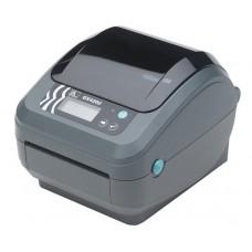 """Принтер Zebra GX420d (термопечать, 203dpi; 4""""; USB, RS232, LPT) (GX42-202520-000)"""