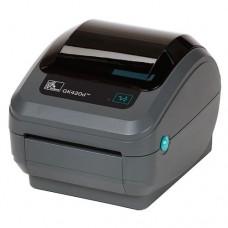 """Принтер этикеток Zebra GK420d (термопечать, 203dpi; 4""""; USB, Ethernet, отделитель)(GK42-202221-000)"""