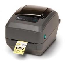 "Принтер Zebra GX430t (термо-трансферный, 300dpi; 4""; USB, RS232, Ethernet)(GX43-102420-000)"