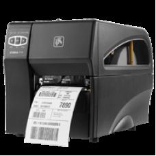 """Принтер Zebra ZT220 (термопечать, 2"""", 203 dpi, Serial, USB), арт. ZT22042-D0E000FZ"""