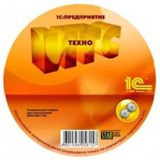 """ИТС ТЕХНО подписка на 12 мес. (Информационно-технологическое сопровождение """"1С:Предприятия"""")"""